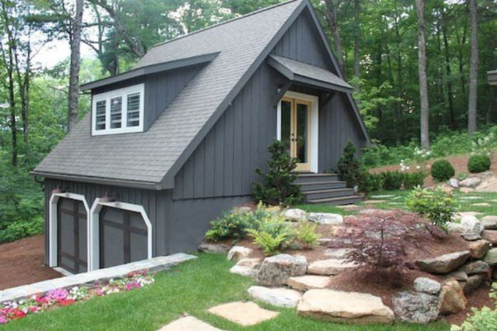 The Carriage House at Wyanoak - Highlands - Casa