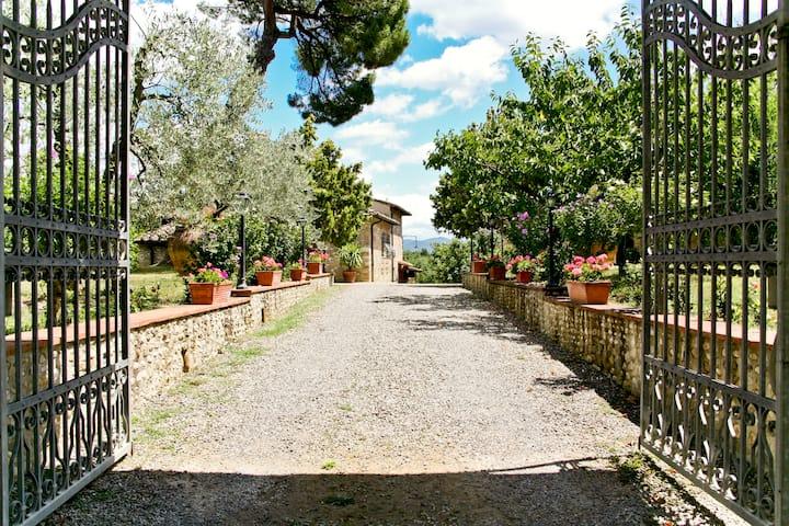 Firenze Chianti-apartament ( Roe)
