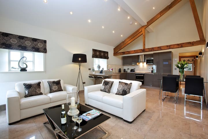 Stylish barn conversion - Kirkby Lonsdale - House