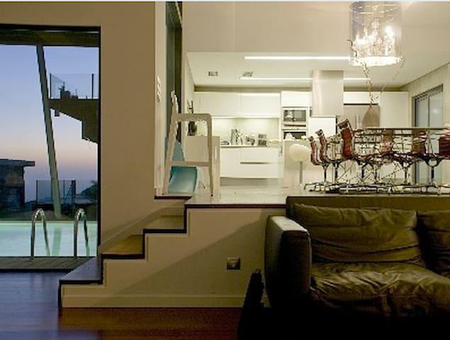 Romeo's Luxury modern V ocean view - Alcabideche - Villa