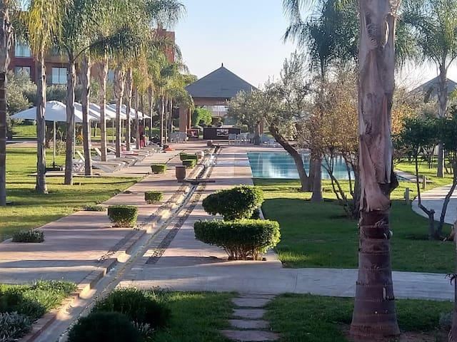 Appartement Vacance  au VIZIR   Marrakech