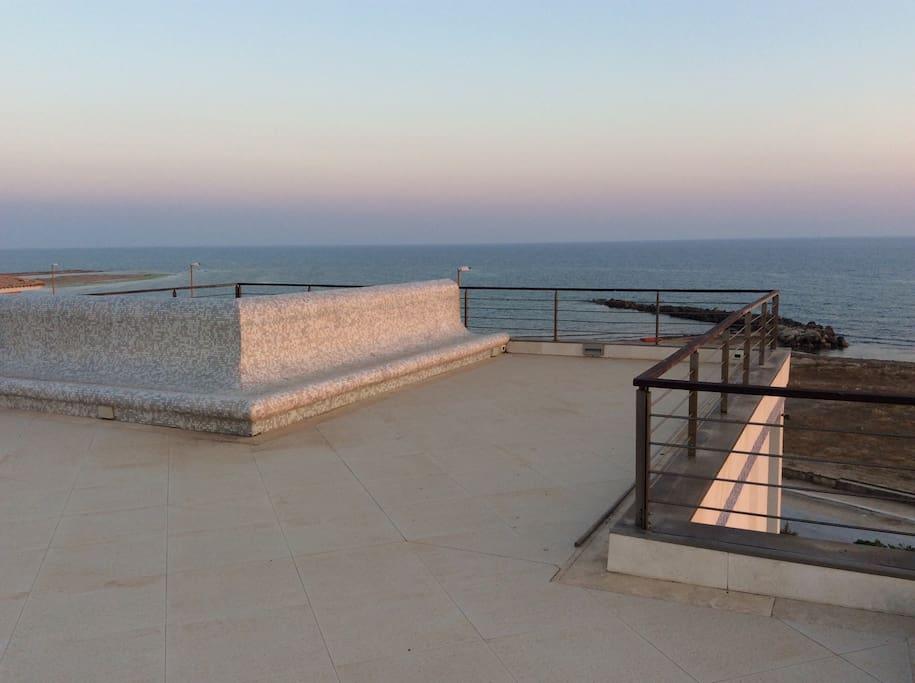 Splendida terrazza