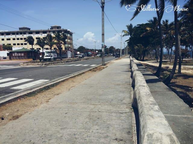 STILLNESS TRIPLE  ROOM - Santo Domingo Este - Bed & Breakfast