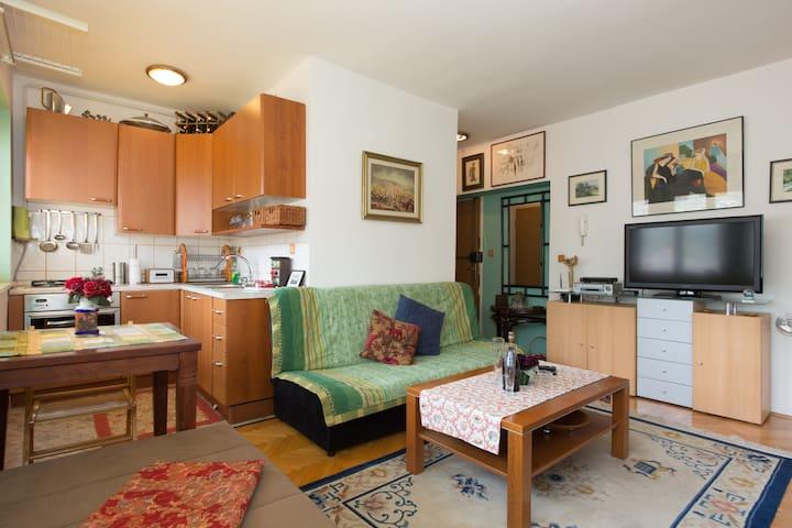 5 Minutes to Old town Baščaršija - Saraievo - Apartamento