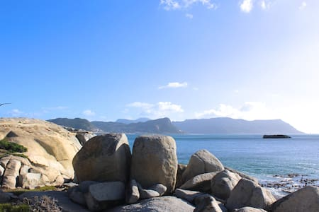 Boulders Beach House with beautiful views - Cape Town