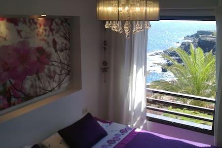 Romantic Sea View- pool- free wifi - 阿罗纳 - 公寓
