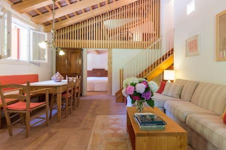 'Altana' quit and elegant flat. Riviera del Brenta - Dolo - Rumah