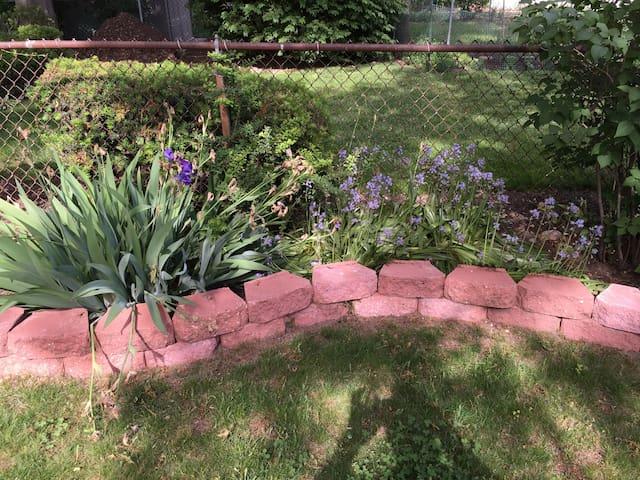 Sculptured Garden