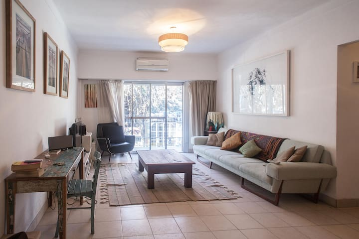 Huge creative flat, top BA location - Buenos Aires - Dom