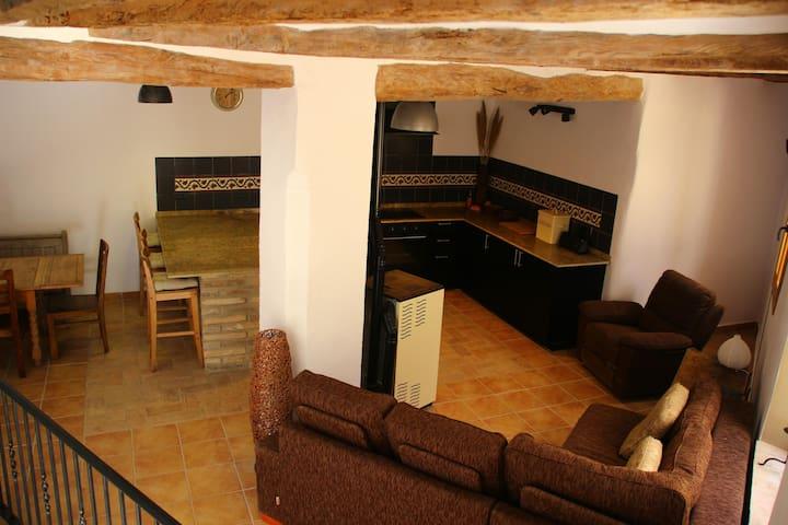 Casa Catalunya, Margalef - Margalef - Hus