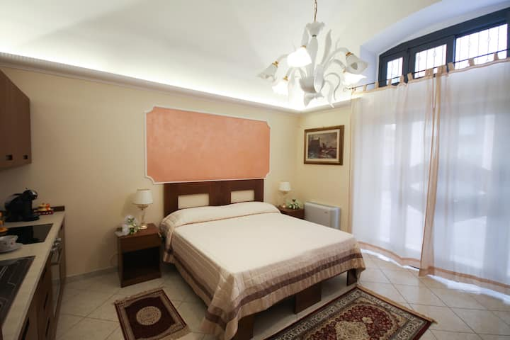San Nicola Andria suite Elisabetta