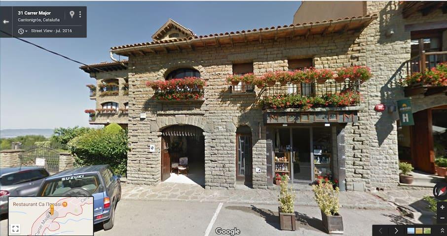 Se alquila Vivienda de 230 m2 en Cantonigròs - Cantonigròs - บ้าน