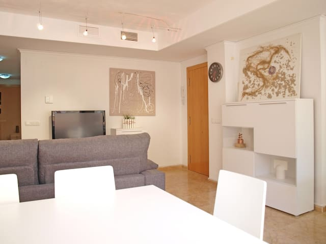 ApartUP Sagunto Beach. AACC - Port de Sagunt - Apartment