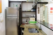 Kitchen Shared area