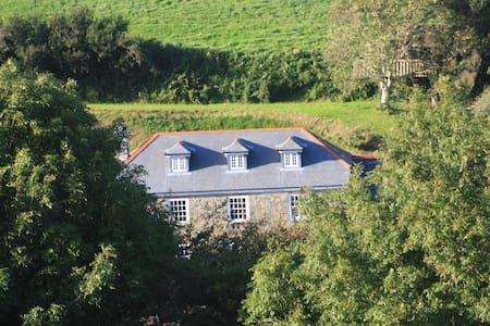 Farmhouse B&B in Horsecombe Valley - Salcombe