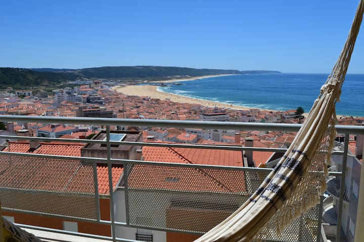 Comfortable apartment with sea view - Nazaré - Apartment