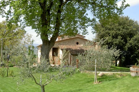 Colonnellihouse-Tramontana - Trestina - Lejlighed