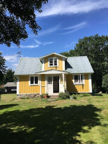 Relaxing home in the archipelago of Blekinge - Karlskrona S - Casa