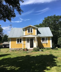 Relaxing home in the archipelago of Blekinge - Karlskrona S