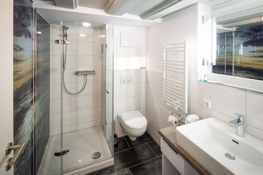 Badezimmer Bodensee