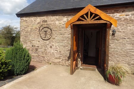 Usk country cottages-Cedar cottage at pentre farm - Llangwm Usk  - 一軒家