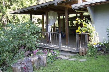 Chez Rae - Winlaw - บ้าน