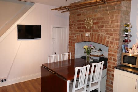 Beautiful 2 bed, 2 bath Townhouse - Harrogate