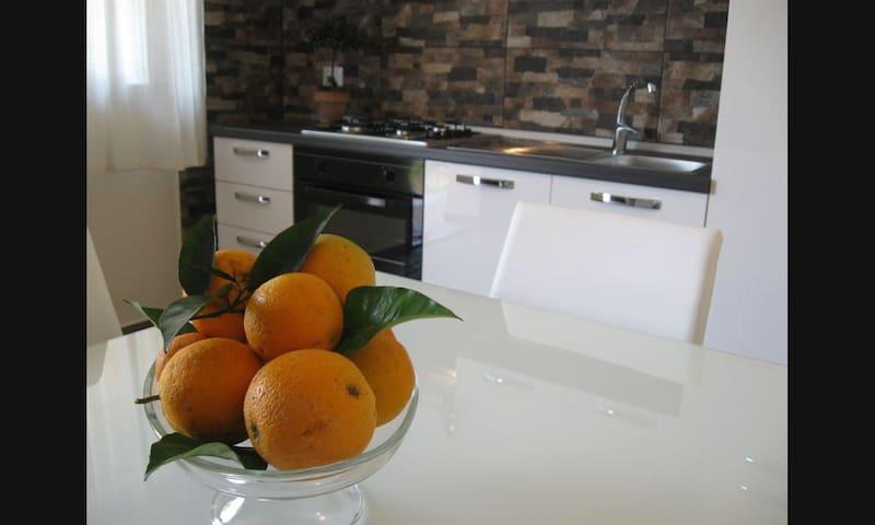 Holiday apartment Giardini-Taormina - Giardini Naxos - Apartment
