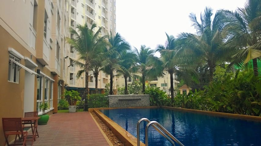 Highest Suite + Gym, Pool, Net 50/20 @ Phuket City - Talat Yai - Apartment