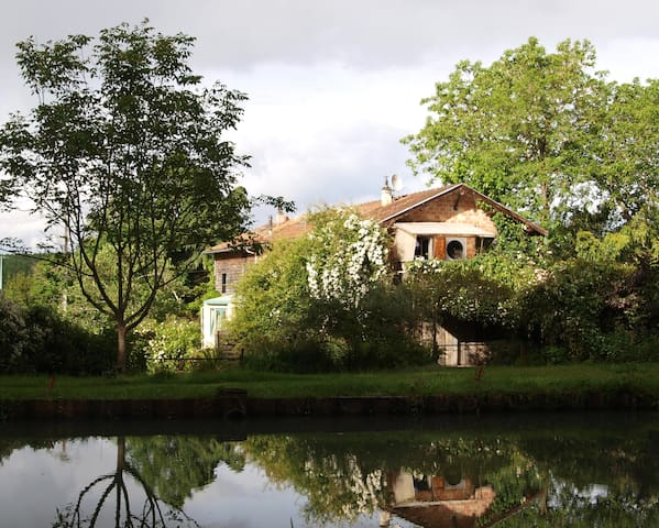 "Eco Gite ""Au Jardin"" - Chambre Bambou"