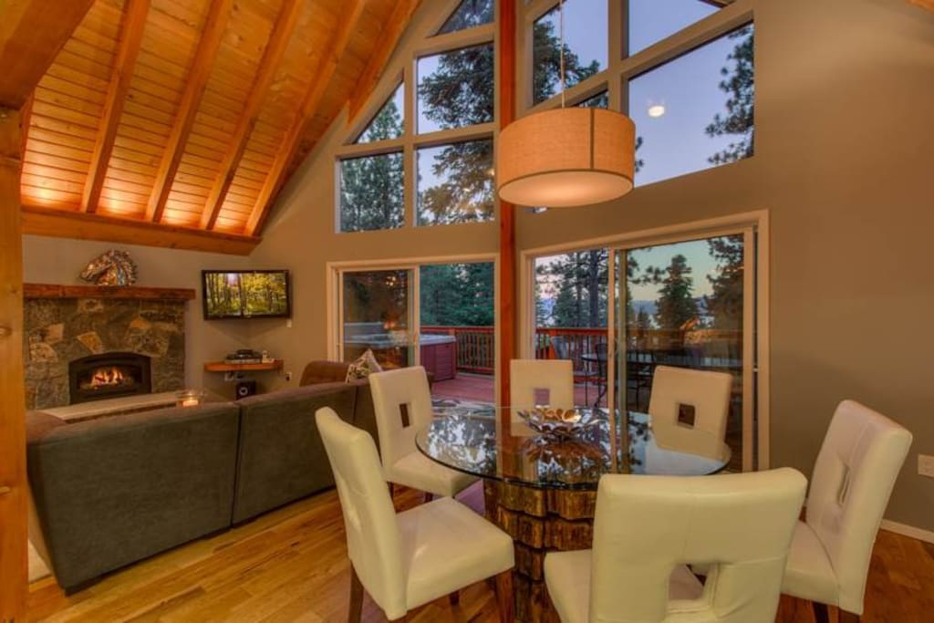 Twilight Ridge At Dollar Point Houses For Rent In Tahoe City California United States