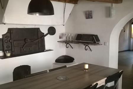Maison de village - Poncins