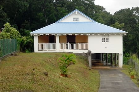 Villa spacieuse proche centre - Saint Joseph - 別荘