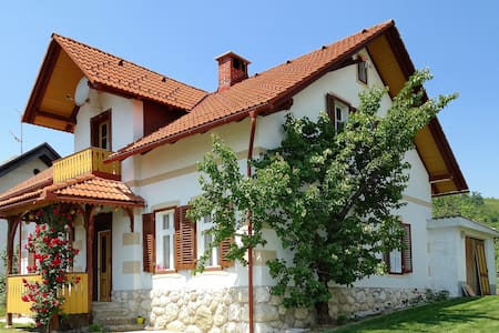 Bled holiday house - Spodnje Gorje