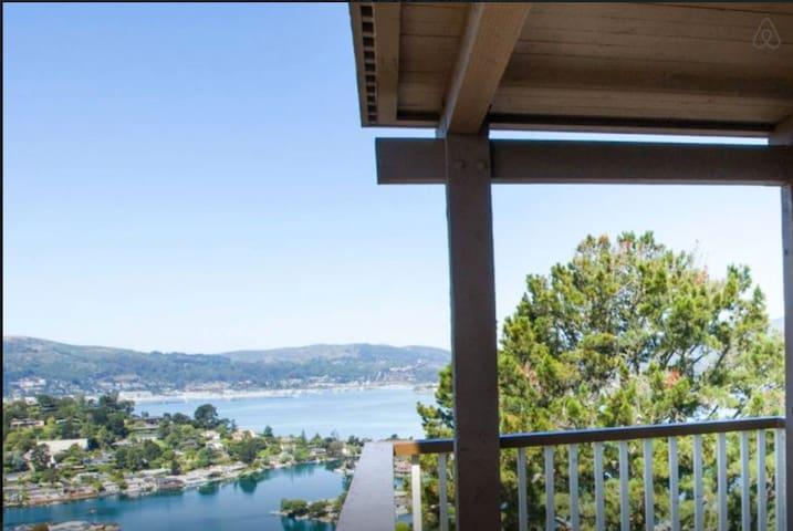 Spectacular Views - Belvedere Tiburon - Sorház