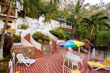 Villa Casa Rosales - Boca de Tomatlan - Villa