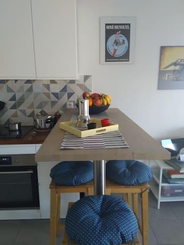 Appartement Type 2, proche toutes commodités