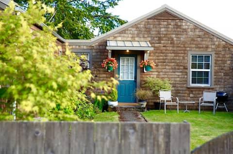Wild Coast Cottage - Full kitchen 1 BR in Forks