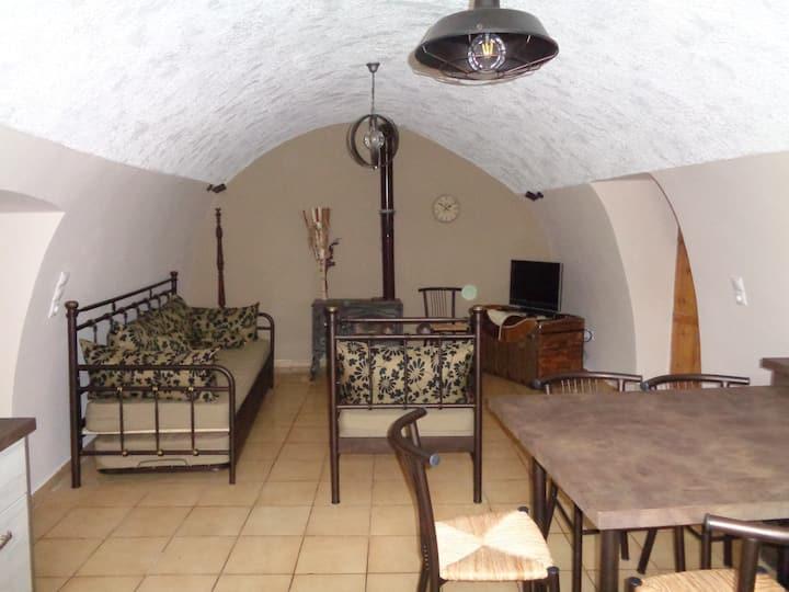Kanavaros Traditional Stone House