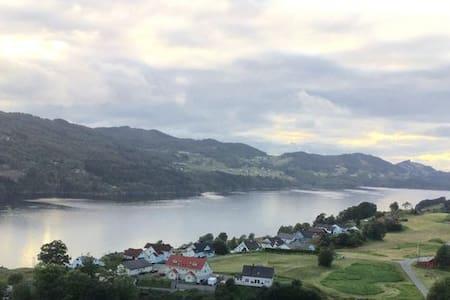 Seim, Hordaland, leilighet med utsikt