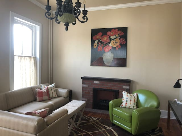 The Reichley Suite on Market