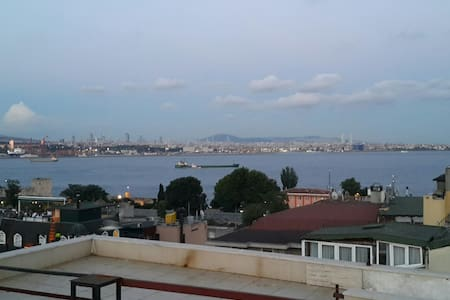 (3) PRIVATE ROOM IN OLD CITY SULTANAHMET (15m2) - Fatih - Flat