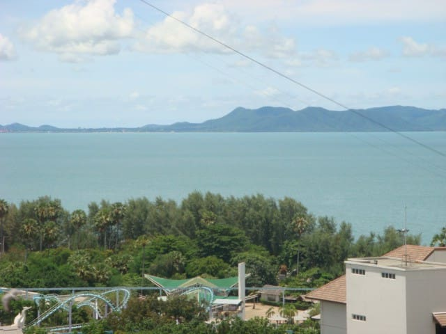 Sea View Apartment, Pattaya Jomtien