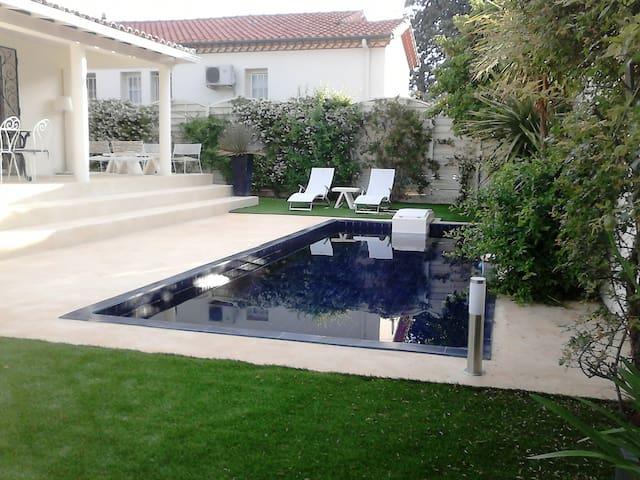 WE dans une Villa à montpellier - Montpellier - Rumah