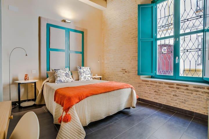 Santiago 13. The Bed & Breakfast of Sevilla (1).