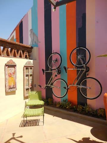 La Frida Baja`s blissful lifestyle - Cabo San Lucas - Oda + Kahvaltı
