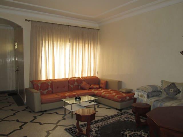 Villa Bougainvilliers - Sidi Rahal - Villa