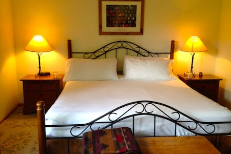 Extra comfy king room en suite bath - Steamboat Springs - Condominium