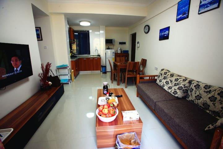 2—Two bedroom Seaview 两室一厅两卫海景房 - 乐东县 - Appartamento
