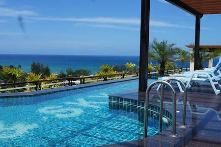 Sea view condo Karon Beach Phuket - Karon - Kondominium